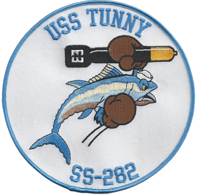 USS Tunny (APSS-282/SS-282)
