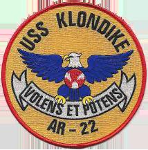 USS Klondike (AR-22)
