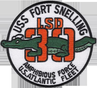 USS Fort Snelling (LSD-30)