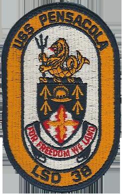 USS Pensacola (LSD-38)