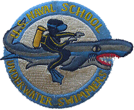 US Naval School Underwater Swimmers Course