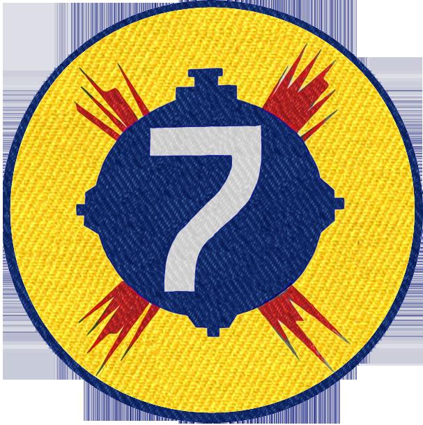 Commander, Mine Squadron 7 (COMINRON SEVEN)
