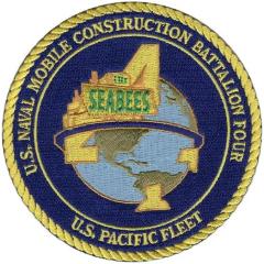 Naval Mobile Construction Battalion (NMCB) 4