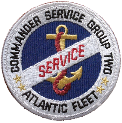Commander, Service Group Two (COMSERVGRU 2)
