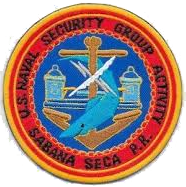 Naval Security Group Detachment (NSGD) Sabana Seca, PR