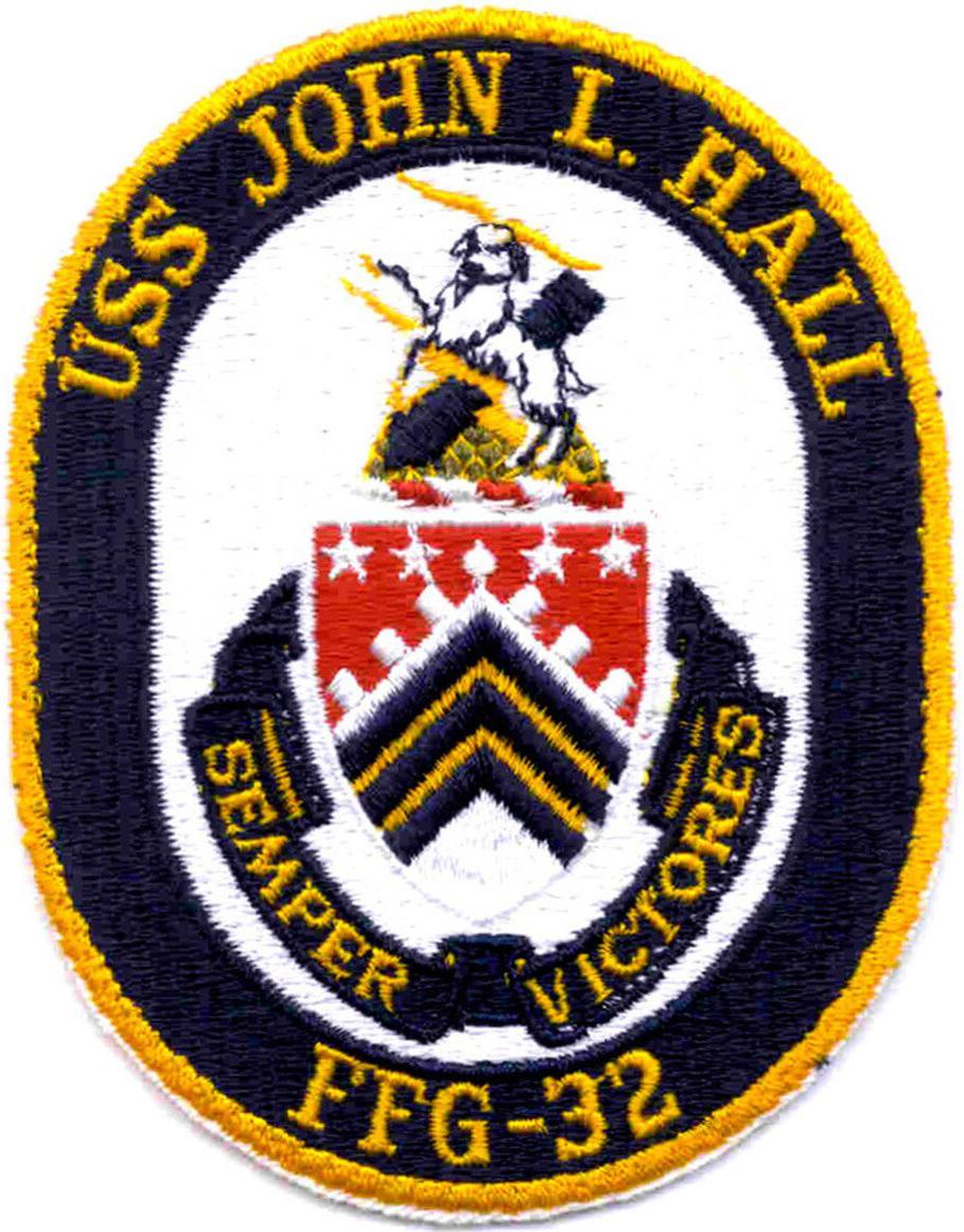 USS John L. Hall (FFG-32)