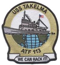 USS Takelma (ATF-113)