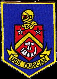 USS Duncan (DDR-874)