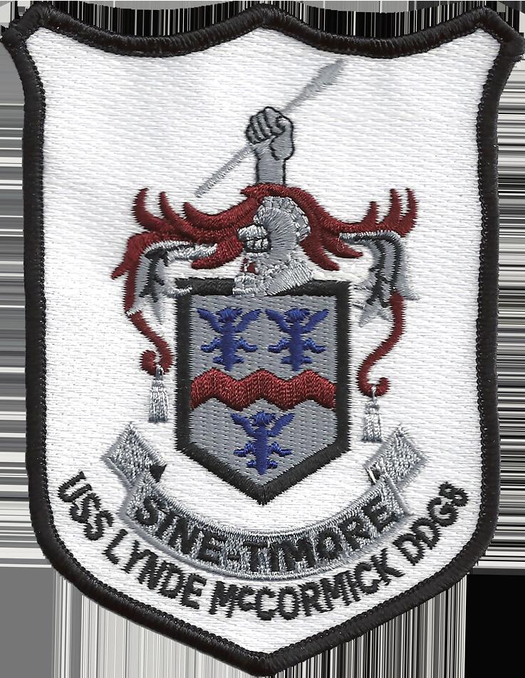 USS Lynde McCormick (DDG-8)