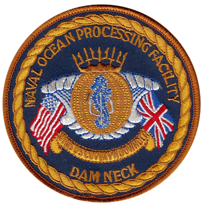 Naval Ocean Processing Facility (NOPF), Dam Neck Annex