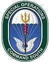Special Operations Command South (SOCSOUTH), US Southern Command (SOUTHCOM)