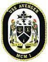 USS Avenger (MCM-1)
