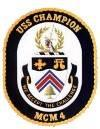USS Champion (MCM-4)