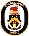 USS Defender (MCM-2)