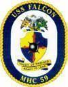 USS Falcon (MHC-59)