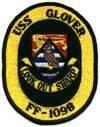 USS Glover (AGFF-1 / FF-1098)