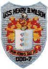 USS Henry B. Wilson (DDG-7)