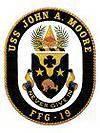 USS John A. Moore (FFG-19)