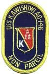 USS Kawishiwi (AO-146)
