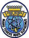USS King (DLG-10)