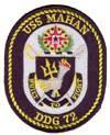 USS Mahan (DDG-72)
