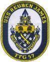 USS Reuben James (FFG-57)