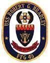 USS Robert G. Bradley (FFG-49)