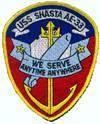 USS Shasta (AE-33)