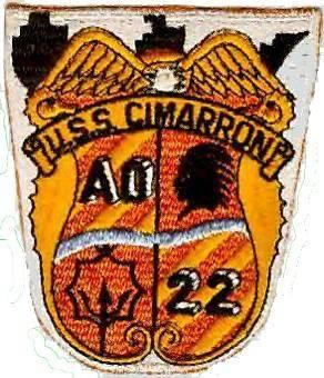 USS Cimarron (AO-22)