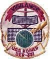 USS Koiner (DE-331/DER-331)