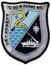 Commander Patrol Hydrofoil (Combatant) Missile Squadron Two (COMPHMRON 2)