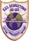 USS Georgetown (AG-165)