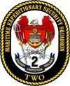 Maritime Expeditionary Security Squadron 2 (MSRON-2)