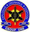 Explosive Ordnance Disposal Group One (EODGRU ONE)