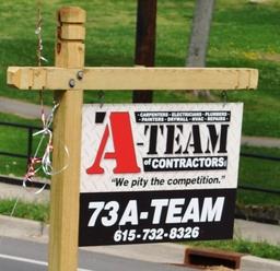 A Team of Contractors