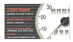 CDM Mobil