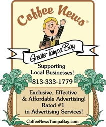 Coffee News for the Greater New Tampa Bay Area