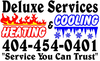DELUXE SERVICES HEATING & COOLING
