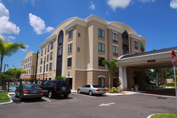 Holiday Inn Express-Tampa, USF/Busch Gardens