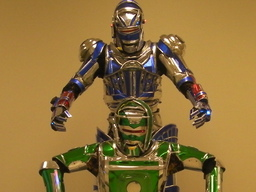 Rockin Robots