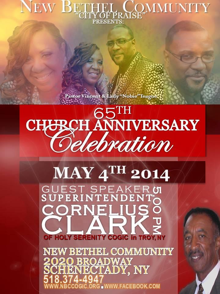 New Bethel Community COGIC - Schenectady, NY