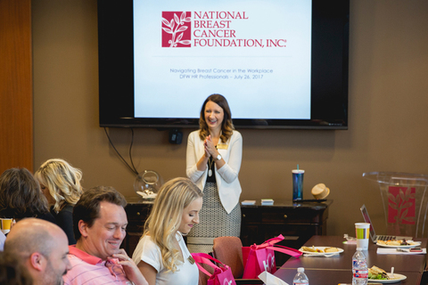 NBCF Navigating Breast Cancer in the Workplace