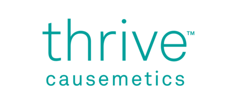 NBCF Sponsor Thrive Causemetics