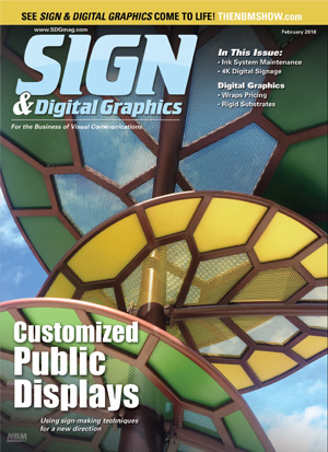 Sign & Digital Graphics Cover