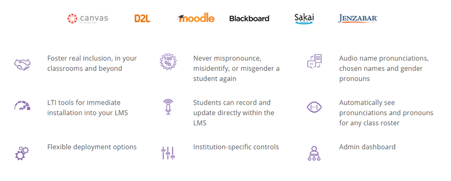 Classroom Connect Features