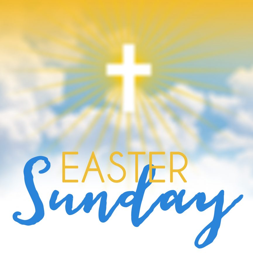 Easter Sunday 2018