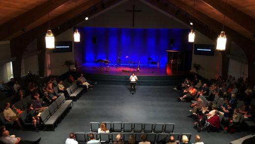We Belong in the Church