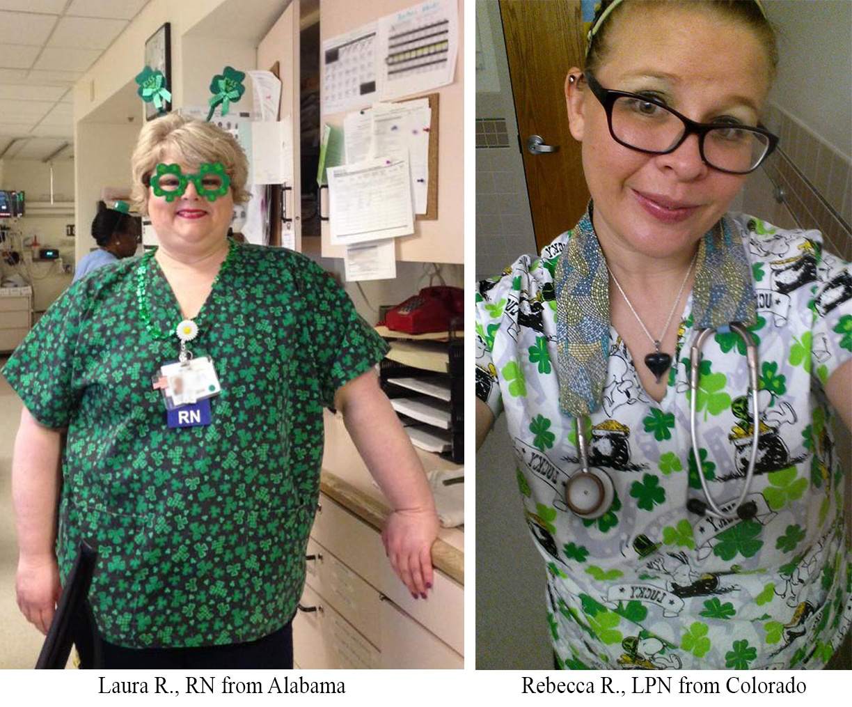 Nurses Celebrating St Patrick's Day.jpg