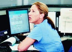 Realizing that no one really knows what nurses do.