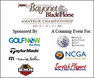 2016 Bayonet Black Horse Amateur Championship